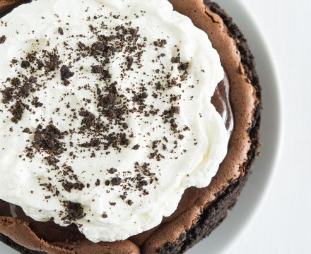 Mocha Mud Pie Recipe
