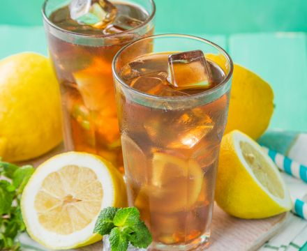 Long Island Ice Tea Mocktail