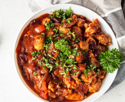 Hearty Pork Goulash