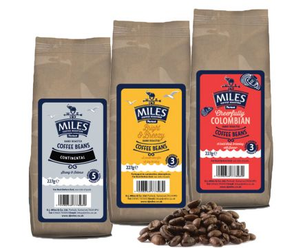Make a great milky coffee at home…