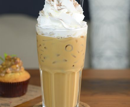 Coffee Frappe recipe