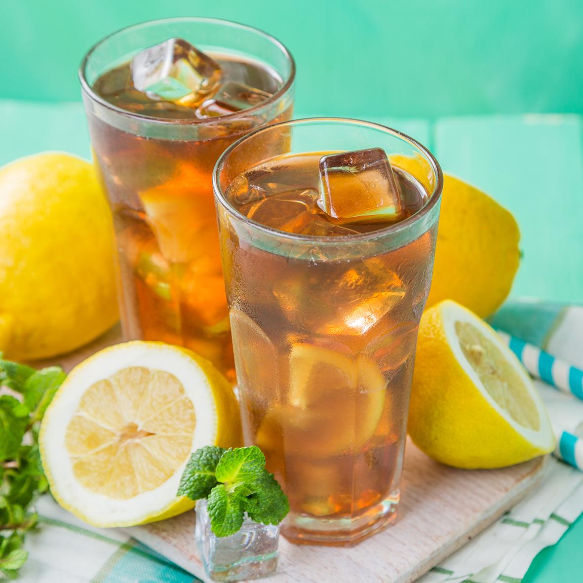 Long Island Ice Tea Mocktail