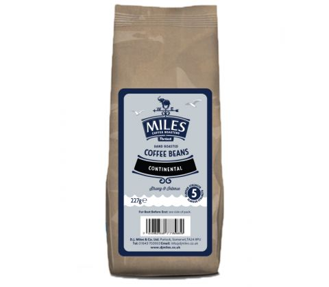 Continental Coffee Beans 227g