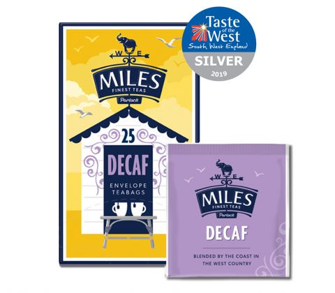 25 Decaffeinated Envelope Teabags