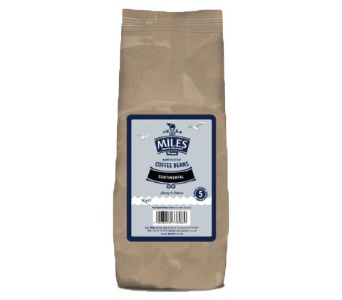 1kg Continental Coffee Beans