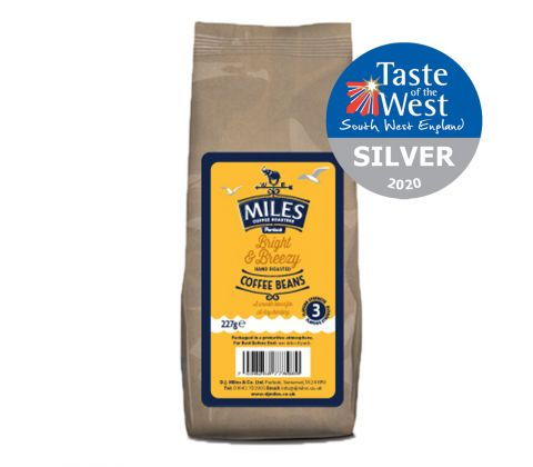 227g Bright and Breezy Coffee Beans