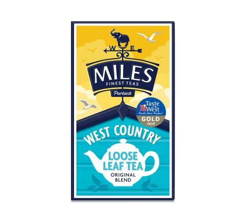 250g West Country Original Blend Loose Tea