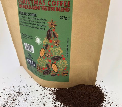 Christmas Blend Ground Coffee