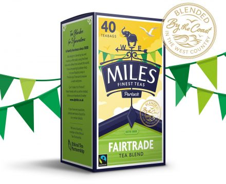 40 Fairtrade Teabags