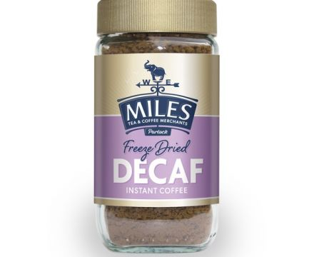 100g Jar Decaffeinated Instant Coffee
