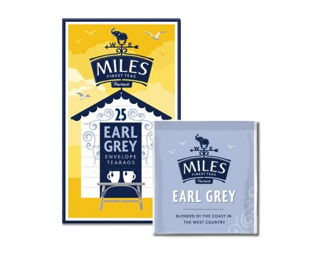 25 Envelope Earl Grey Teabags