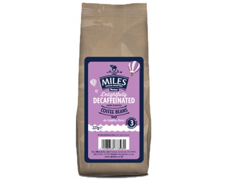 227g Beans Delightfully Decaffeinated Coffee