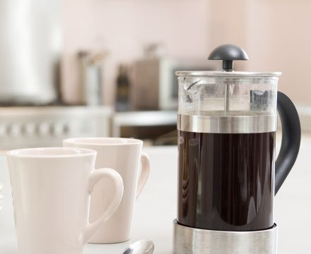 40 Bright & Breezy Cafetiere Coffee