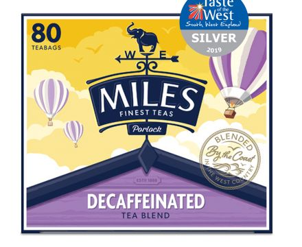 80 Decaffeinated Teabags