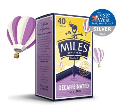 40 Decaffeinated