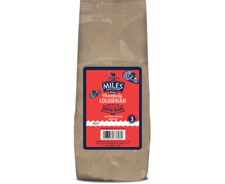 1Kg Colombian Coffee Beans
