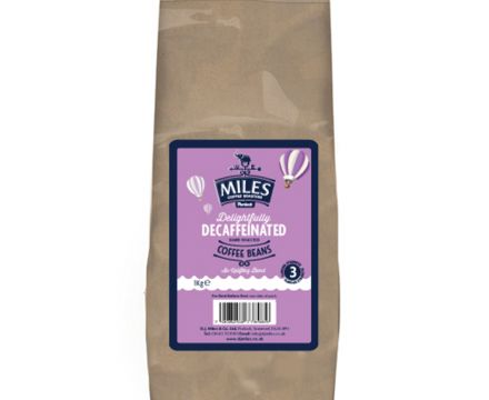 1kg Decaffeinated Coffee Beans