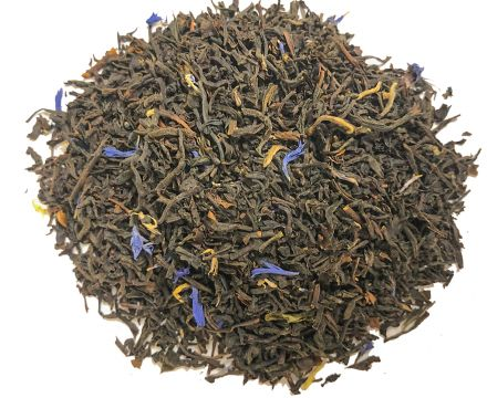 100g Earl Grey with Cornflower loose leaf tea