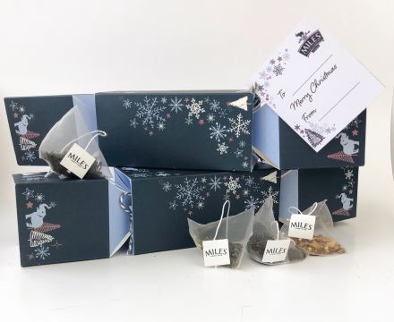 Tea Kite Christmas Cracker