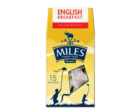English Breakfast Tea kite