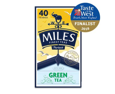 40 Green Teabags