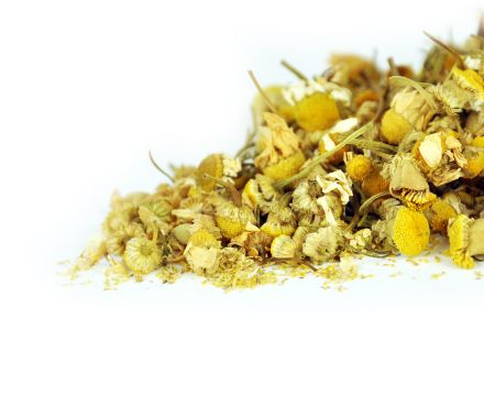 50g Camomile Flower Loose Leaf tea