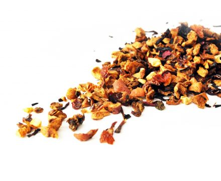 100g Lemon & Mango Loose Leaf Tea