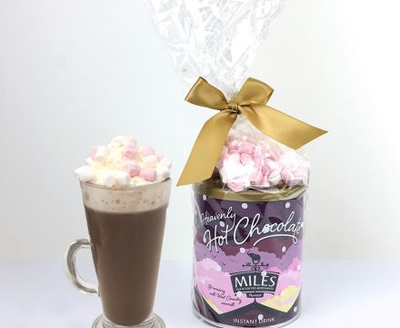 Hot Chocolate and Marshmallow Valentine's Gift Set